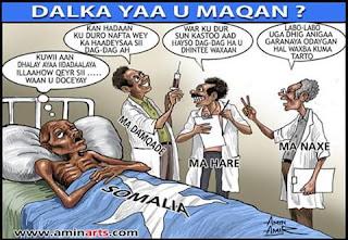 somali maanta amin arts