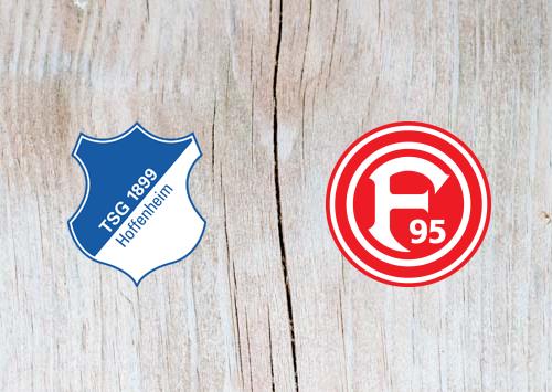 Hoffenheim vs Fortuna Düsseldorf - Highlights 2 February 2019