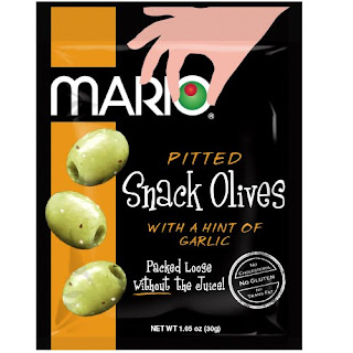 Mario On-The-Go Snack Pack Olives