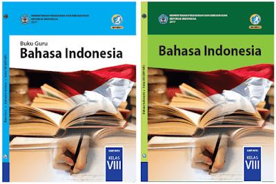 Download Ebook Pelajaran Bahasa Indonesia Untuk Guru dan Siswa Kelas 8 SMP/MTS Sederajat KUrikulum 2013 Revisi 2017 Thn Ajaran 2018/2019