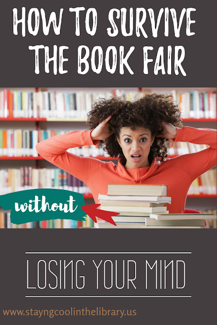 Procedures and advice on holding a book fair in the school library