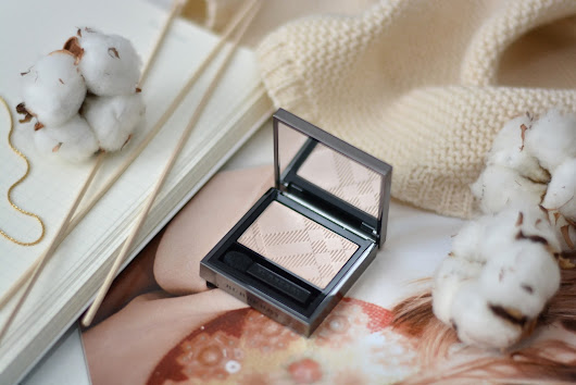 Тени для век Burberry eye colour Porcelain #100