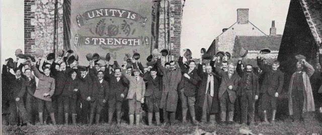 Trabajadores y sindicatos