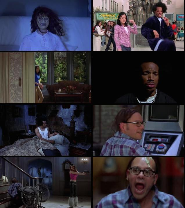 Scary Movie 2 2001 Unrated Dual Audio Hindi BRRip 480p