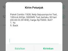 2 Cara Aktifasi Paket Super Murah Telkomsel 15GB cuma 75 Ribu
