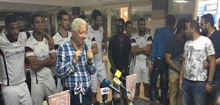 """""""مفاجاء"""" مرتضي منصور يُحاول ضرب تمرد باسم مرسي بالتعاقد مع هذا المهاجم"""