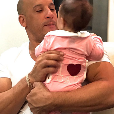 Vin Diesel and Polin