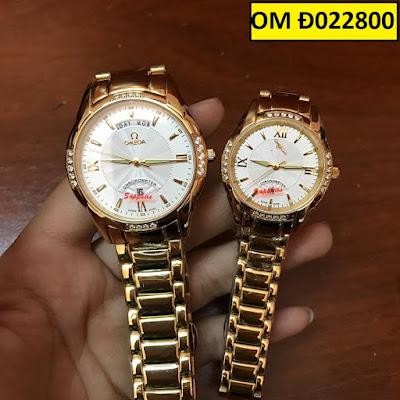 Đồng hồ đeo tay Omega Đ022800 quà tặng người yêu ý nghĩa và sâu lắng