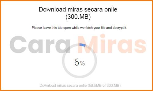 mendownload file yang dari tautan link