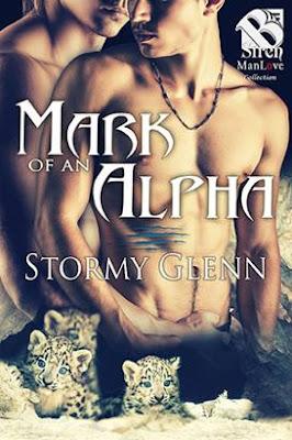 Reseña: Mark of an Alpha- Stormy Glenn