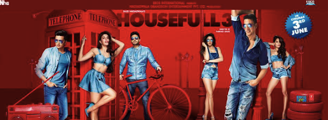 Housefull 3 Official Trailer | Akshay Kumar | Riteish Deshmukh | Abhishek Bachchan