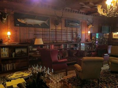 Speycasting Skibo Castle Interior Shots