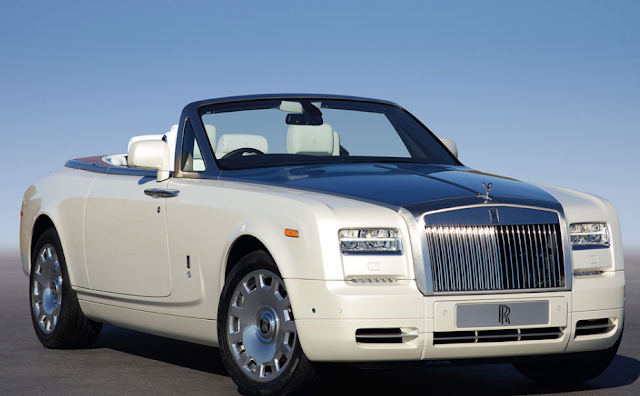 Rolls-Royce Phantom Coupe - 6.75 i V12