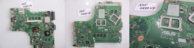 Jual Mainboard Laptop Asus X450VP