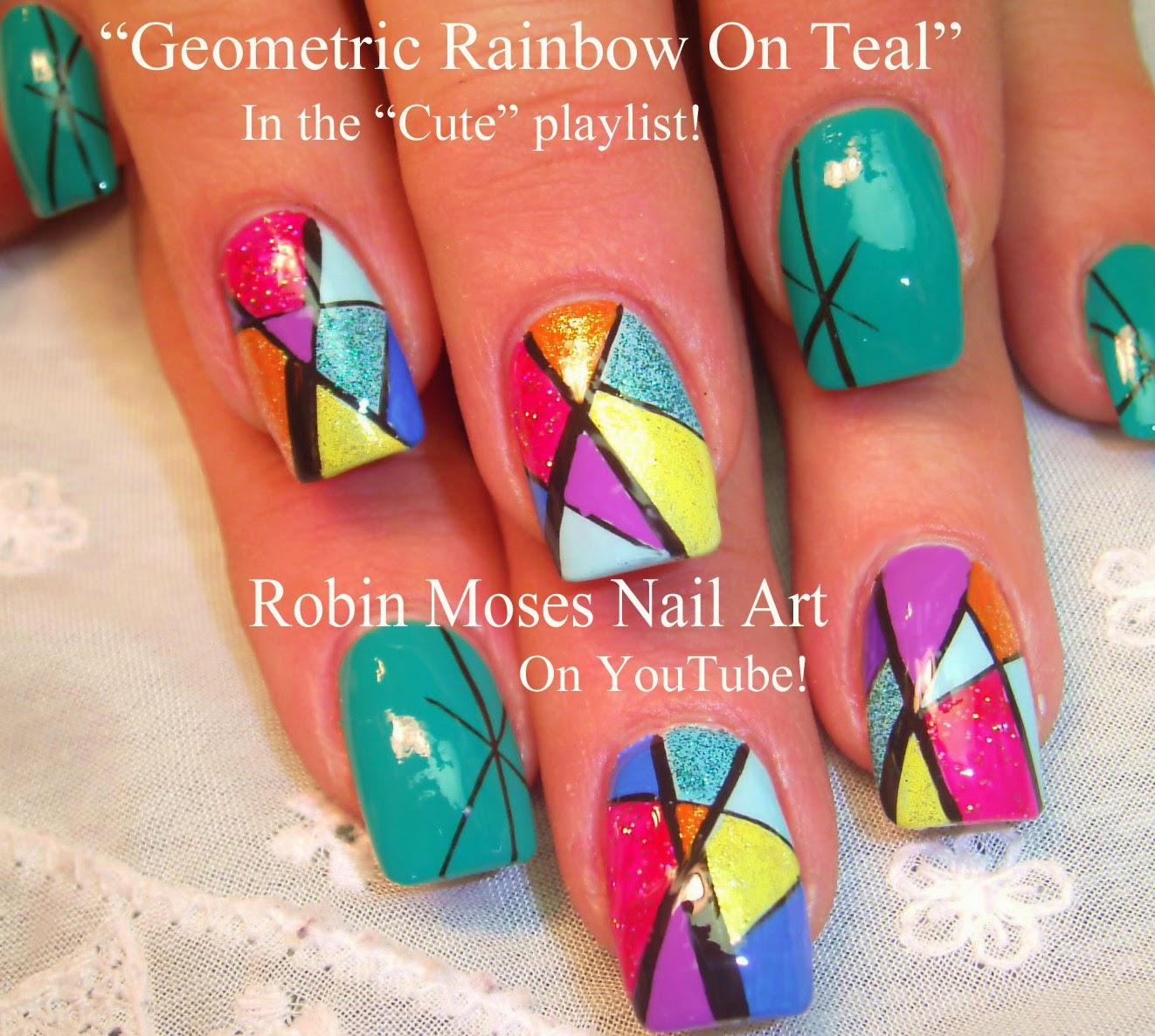 Robin Moses Nail Art March 2015
