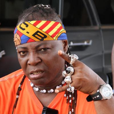 Charly Boy shocked at Nigerians