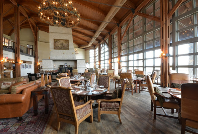 Rough Creek Lodge Wedding Venues