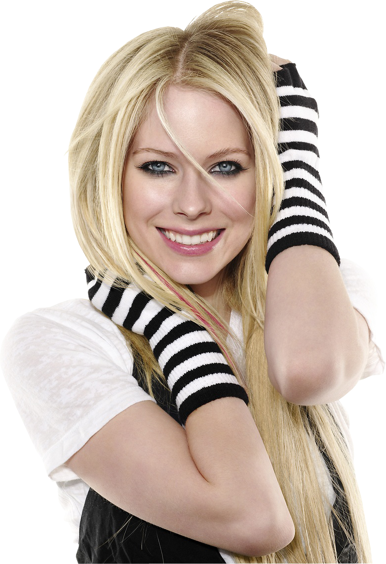 Render Avril Lavigne