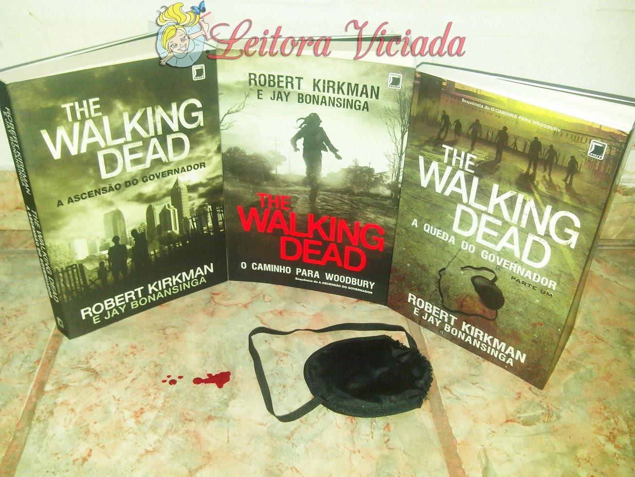 Livro The Walking Dead A Ascensao Do Governador Pdf