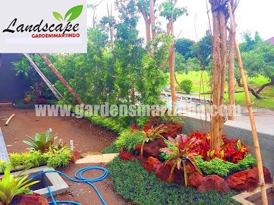 Jasa Tukang Taman Semarang