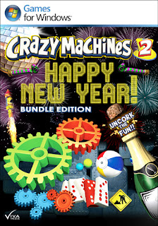 Crazy Machines 2 Happy New Year Bundle Edition (PC) 2013