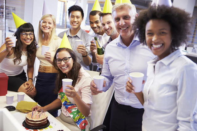 Fun Ways to Celebrate Your Colleague's Birthday at Work