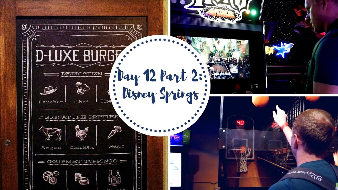 Disney Quest at Disney Springs