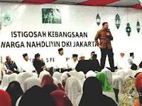 Isitghosah Catut Logo NU, GP Ansor Kecam Keras: Ahok Jangan Jual NU!