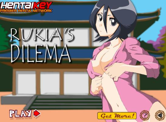 Rukia Porn Game 19