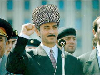 Dzokhar Dudaev