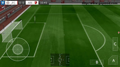 Download Dream League Soccer DLS 2016 v3.040 Apk Android