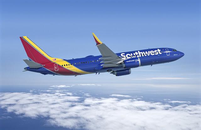 boeing 737 max 8 southwest