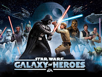 Download Star Wars Galaxy of Heroes APK v 0.7.181815 Mod High Damage Terbaru