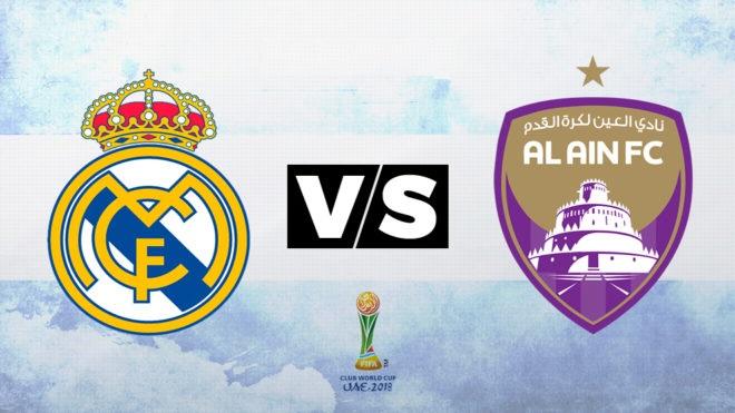 Real Madrid vs. Al Ain