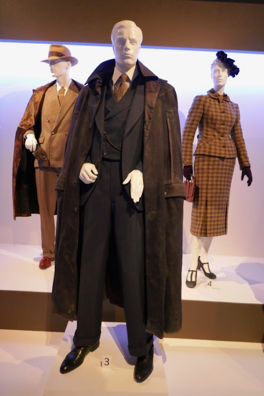 Murder on the Orient Express film costumes