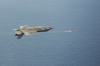 Jet Tempur Siluman F-35A Lighthing II
