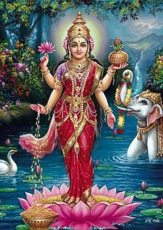 Lakshmi devi durga goddess sri lakshmi png transparent images.
