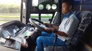Mengapa Mayoritas Sopir Bus Kuat Mengemudi Berjam-jam? Ini Rahasianya!