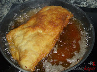 Cachopo frito