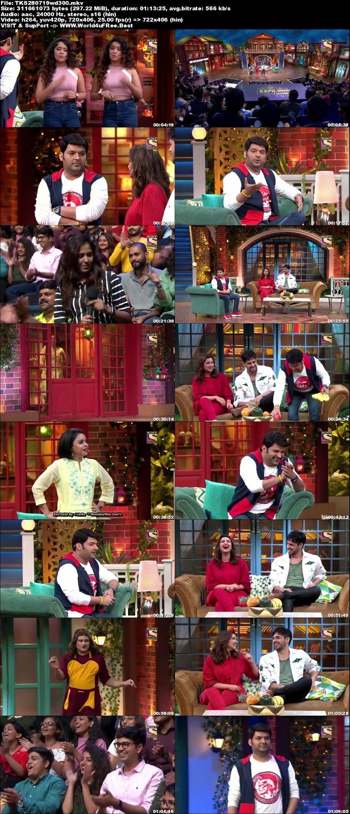 Kapil Sharma Show Season 1 Episode 56 Gastronomia Y Viajes