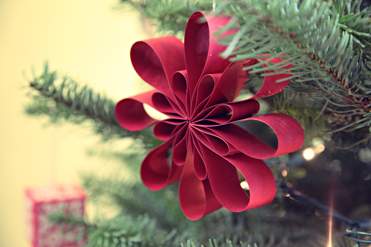 Unify Handmade: Christmas tree—Handmade Ornaments Update