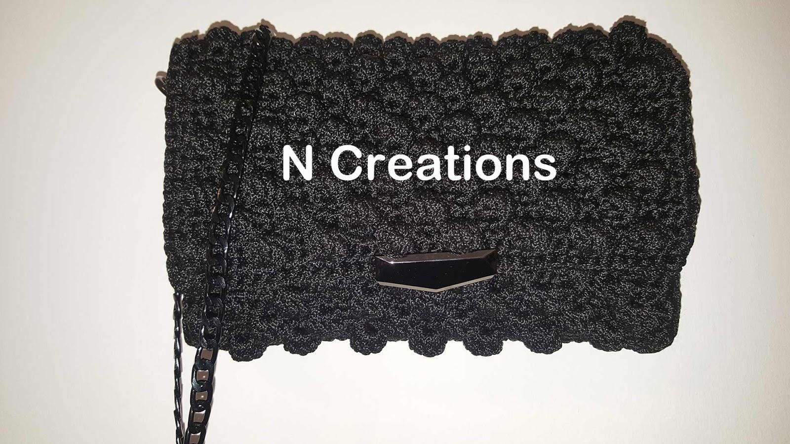 552936106f Χειροποίητες Τσάντες Πλεκτές από Nasia Creations