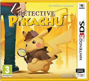 Detective Pikachu [3DS] [Español] [Mega] [Mediafire]
