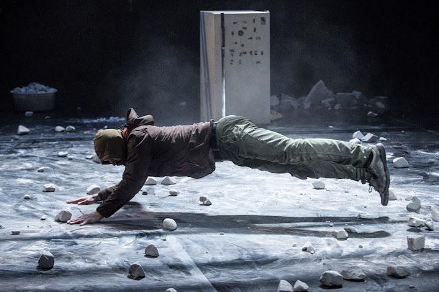 Dancarino em palco
