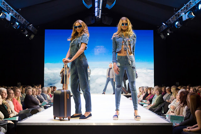 Bristol Fashion Week SS15 Double Denim
