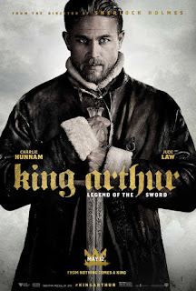 Watch King Arthur: Legend of the Sword (2017) movie free online