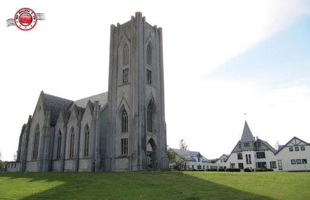 Kristskirkja en Reykjavík