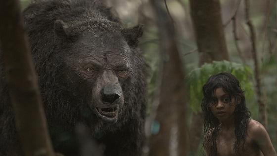 Imagen de la película Mowgli, la leyenda de la selva