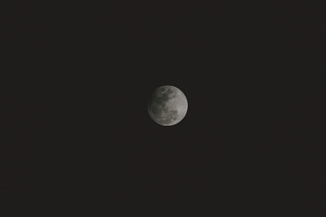 prenumbral lunar eclipse