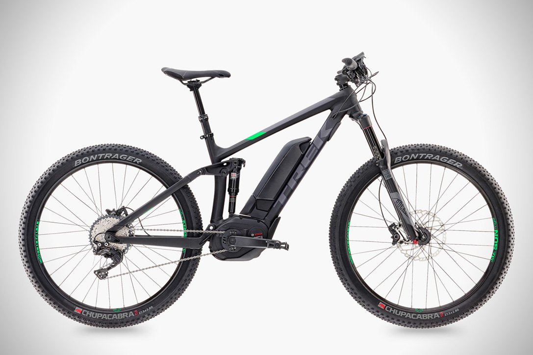 Trek Powerfly 8 Fs Plus Pedal Assist Sistemli Elektrikli Bisiklet